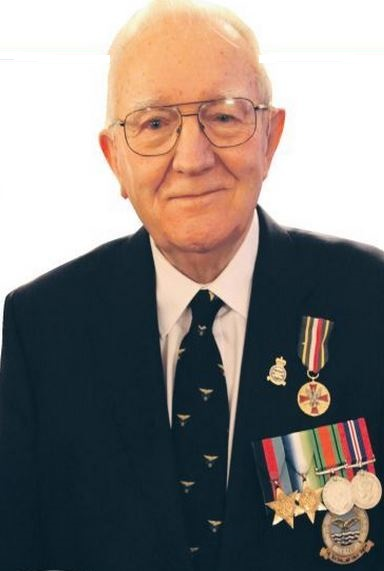 Ken Brooks, War Veteran