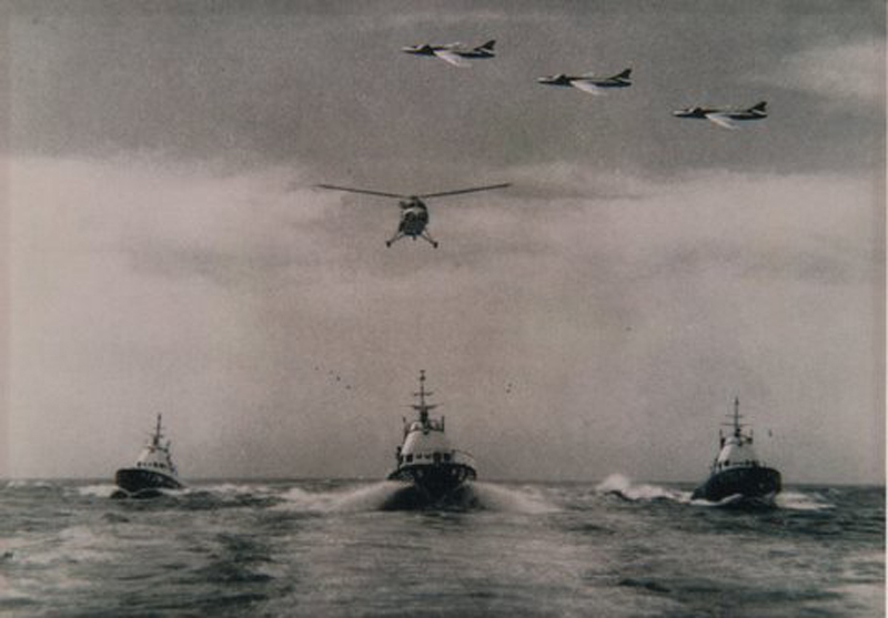 Boats and Planes and Helicopter
