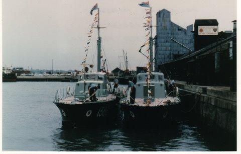 Felixstowe Harbour